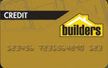 Builders Rewards Card