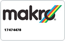 Makro Rewards Card