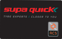Supa Quick Rewards Card