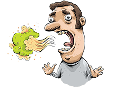Treatment of Bad Breath article image